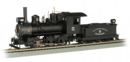 0-6-0 - Allegheny Iron Works - DCC