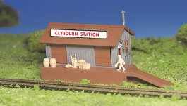 Freight Station (HO Scale)