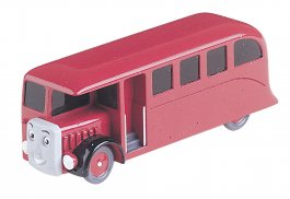 Bertie the Bus (HO Scale)
