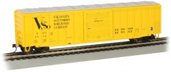 50' Outside Braced Box Car with FRED - Valdosta Southern #6006