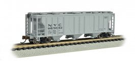 New York Central - PS-2 Three-Bay Covered Hopper