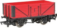 Open Wagon - Red (HO Scale)