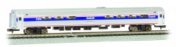 85' Amfleet I Phase IVb Amtrak Cafe