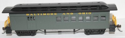 Combine-Baltimore & Ohio ( HO Scale )