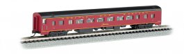 Norfolk & Western - 85ft Smooth-Sided Coach
