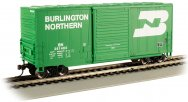 Burlington Northern - Hi-Cube Box Car