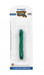 10' Green Switch Extension Wire (All Scales)