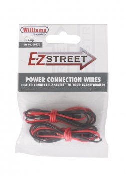 E-Z Street Power Connection Wires