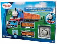 Thomas with Annie and Clarabel (HO Scale)