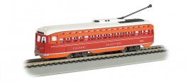 Pacific Electric - PCC Streetcar DCC Sound Value (HO Scale)