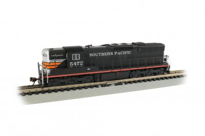 Southern Pacific™ #5472 - EMD SD9 - DCC Sound Value - Econami