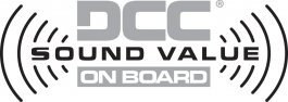 DCC - Sound Value Train Sets