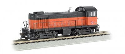 Milwaukee Road #816- ALCO S4 - DCC Sound Value (HO Scale)