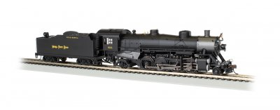 Nickel Plate #611 - DCC Sound Value (HO Scale)