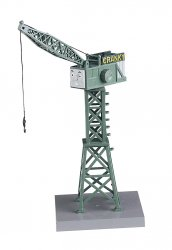 Cranky the Crane (with working crane action) (HO Scale)