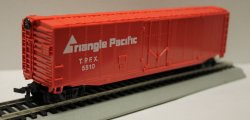 Triangle Pacific - 50' Plug Door