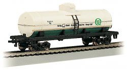 Quaker State #781 - 40' Single-Dome Tank Car (HO Scale)
