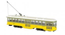 Los Angeles Railway - 1:29 Peter Witt Streetcar