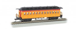 Coach (1860-80 era) - Western & Atlantic Railroad (HO Scale)