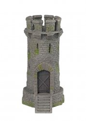 Black Loch Folly (HO Scale)