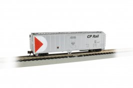 Canadian Pacific - ACF 50' Steel Reefer