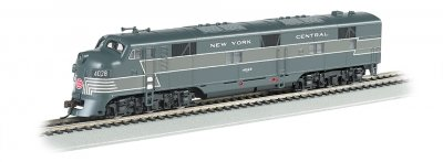 NYC - E7-A DCC Sound Value (HO Scale)