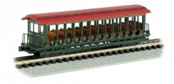 Unlettered - Grn/Red - Jackson Sharp Open Excursion Car