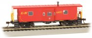 L&N® #6497 - Bay-Window Caboose (HO Scale)