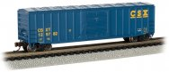CSX® - ACF 50.5' Outside Braced Box Car