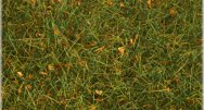 "Pull-Apart 6mm Static Grass - Alpine Green (one 11"" X 5.5"" sht)"