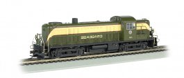 Seaboard # 1633 - DCC Sound Value (HO ALCO RS-3)
