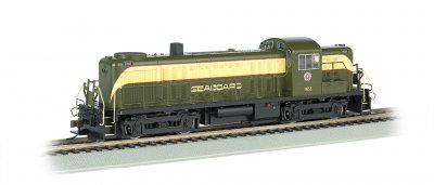 Seaboard® #1633 - DCC Sound Value (HO ALCO RS-3)