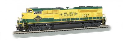 Reading - NS Heritage - SD70ACe - DCC Sound Value (HO Scale)