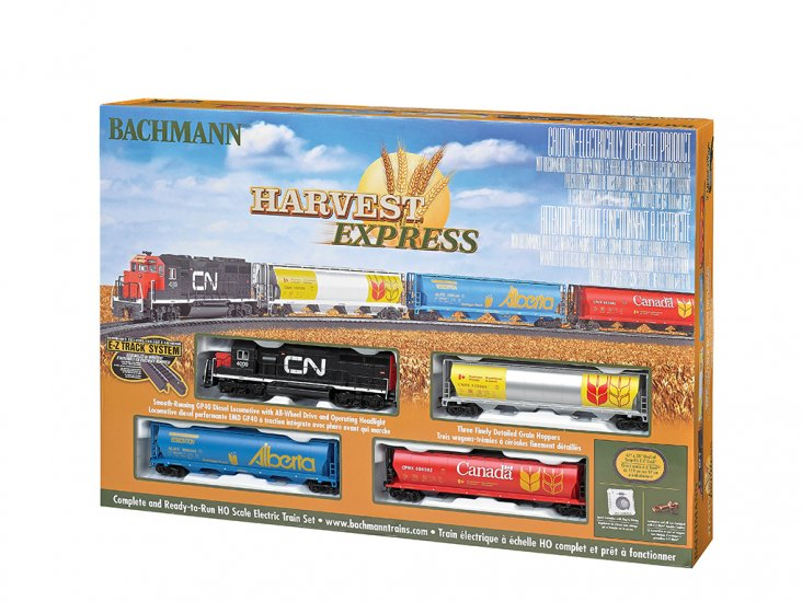 Harvest Express (HO Scale) - Click Image to Close