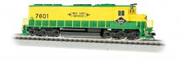 Reading #7601 - SD45 - DCC Sound Value