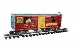 Ringling Bros. and Barnum & Bailey™ - Animated Horse Car (LS)