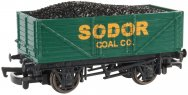 Sodor Coal Co. Wagon with Load (HO Scale)