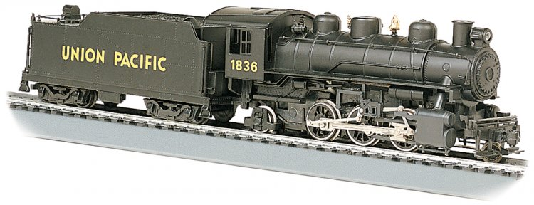 Union Pacific® #1836 - 2-6-2 Prairie (HO Scale) - Click Image to Close