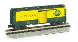 Rutland - 3 Car - 40' Box Car Set
