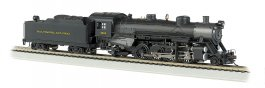 B & O® #4508 Light 2-8-2 w/Med. Tender - DCC Sound Value (HO)