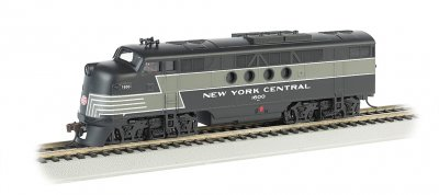 New York Central #1600 - FT A-Unit - E-Z App™ Train Control
