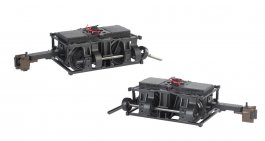 Shay Power Trucks With Die-Cast Power Blocks–1 Pair (Large Scale
