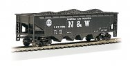 Norfolk & Western #12986 - 40' Quad Hopper