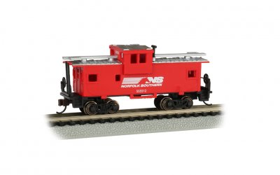 Norfolk Southern #X501 - 36' Wide-Vision Caboose