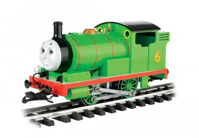 Percy the Small Engine - with moving eyes