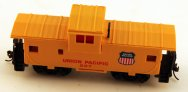 Wide Vision Caboose - Union Pacific (HO Scale)