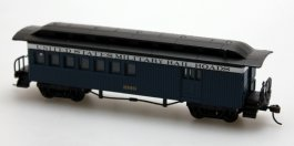 USMRR Combine-Civil War-Union Set (Ho Scale)