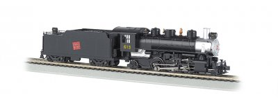 Canadian National # 613 - 2-6-2 Prairie (HO Scale)