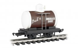 Tank Car - Bud's Chocolate Sauce