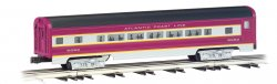 Atlantic Coast Line® - 60' Aluminum Streamliners 4 Car Set